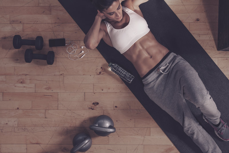 Sixpack Workout