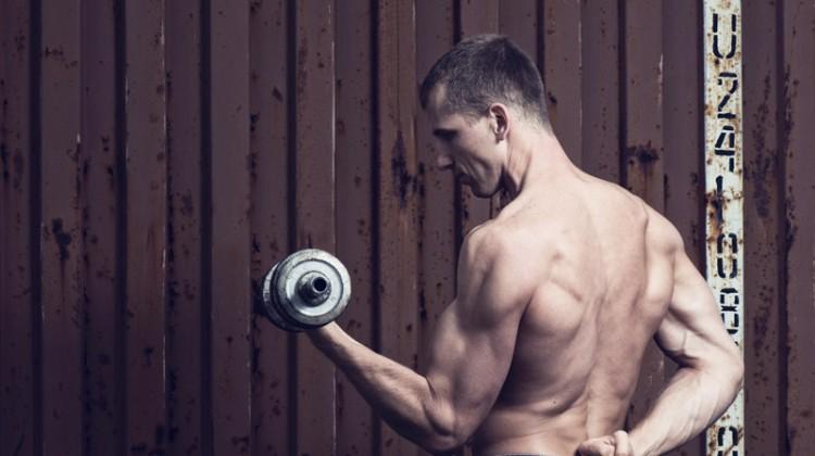 Muskelmasse-aufbauen
